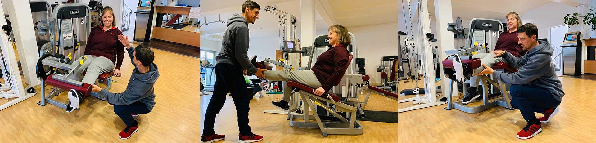 Knie-Hüfte OP Vermeidung mit FPZ-Training im Rehaktiv Engelskirchen