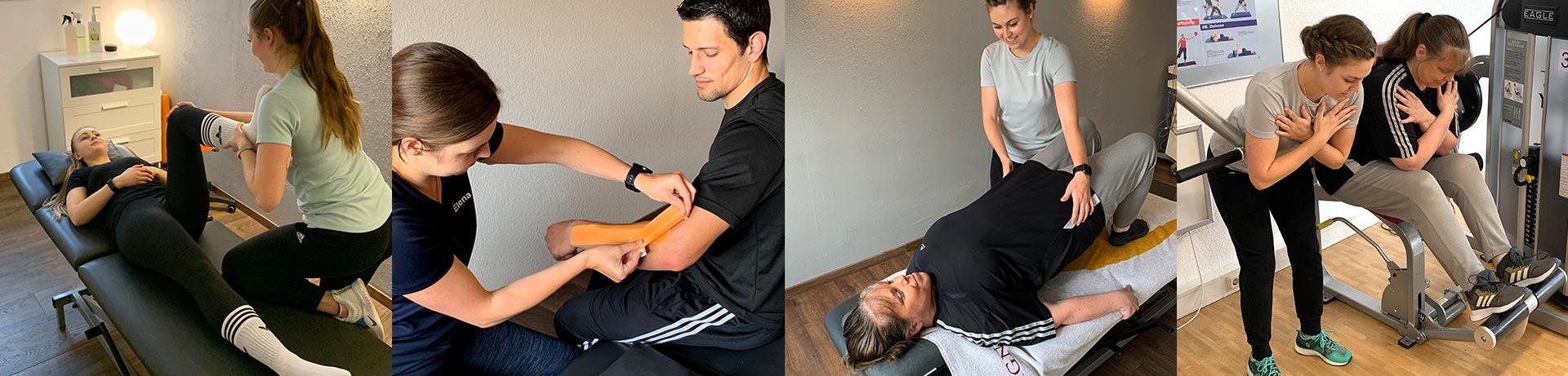Physiotherapie & Krankengymnastik im Rehaktiv Engelskirchen